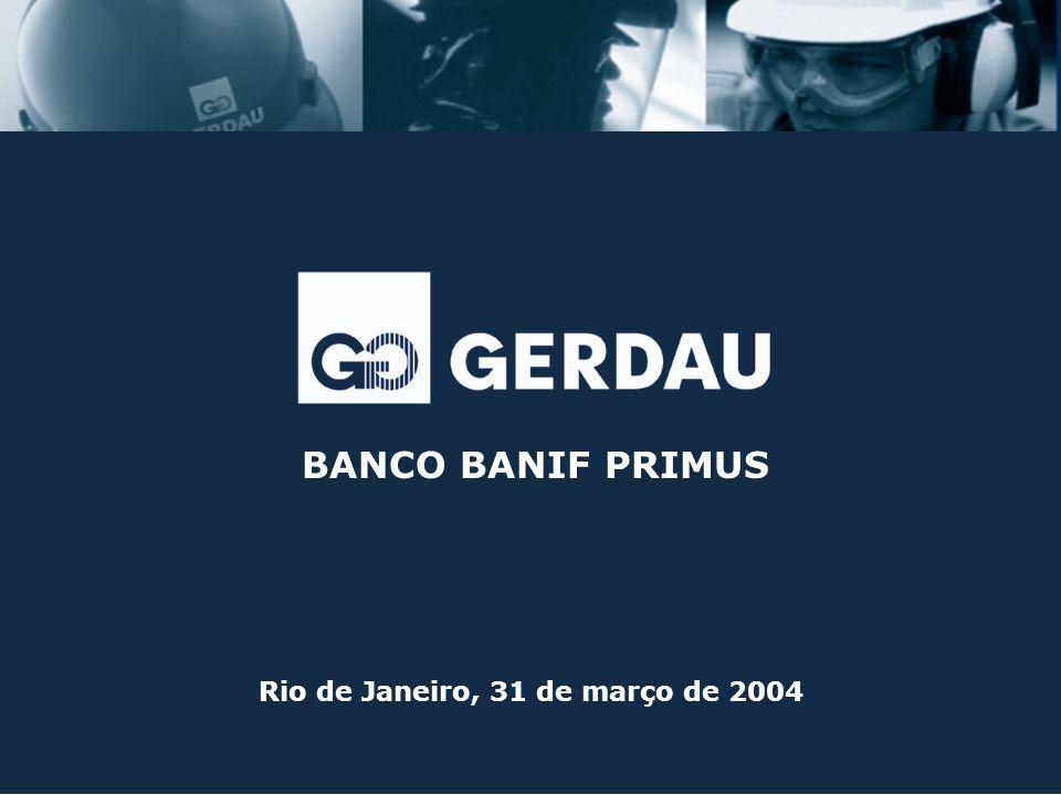 Rio de Janeiro, 31 de março de 2004