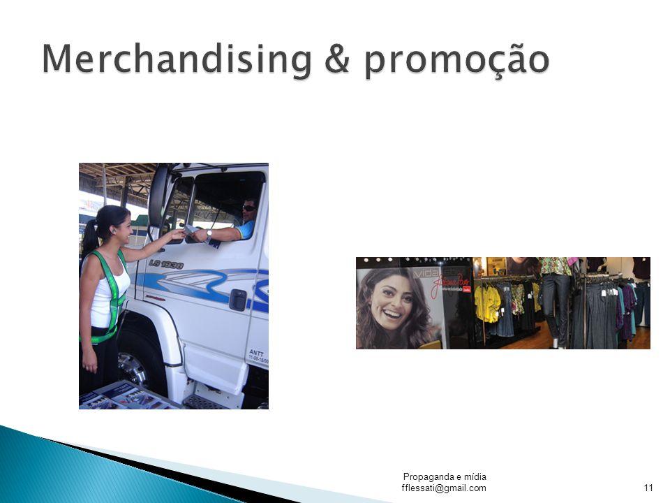 Merchandising & promoção