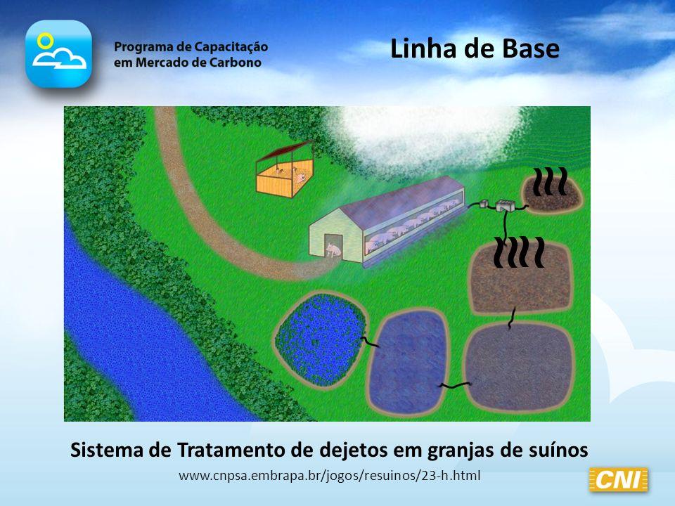 Sistema de Tratamento de dejetos em granjas de suínos