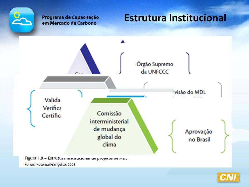 Estrutura Institucional