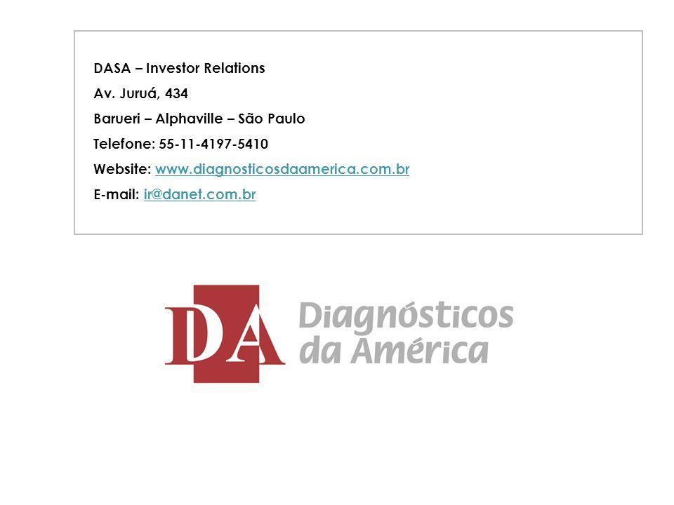 DASA – Investor Relations