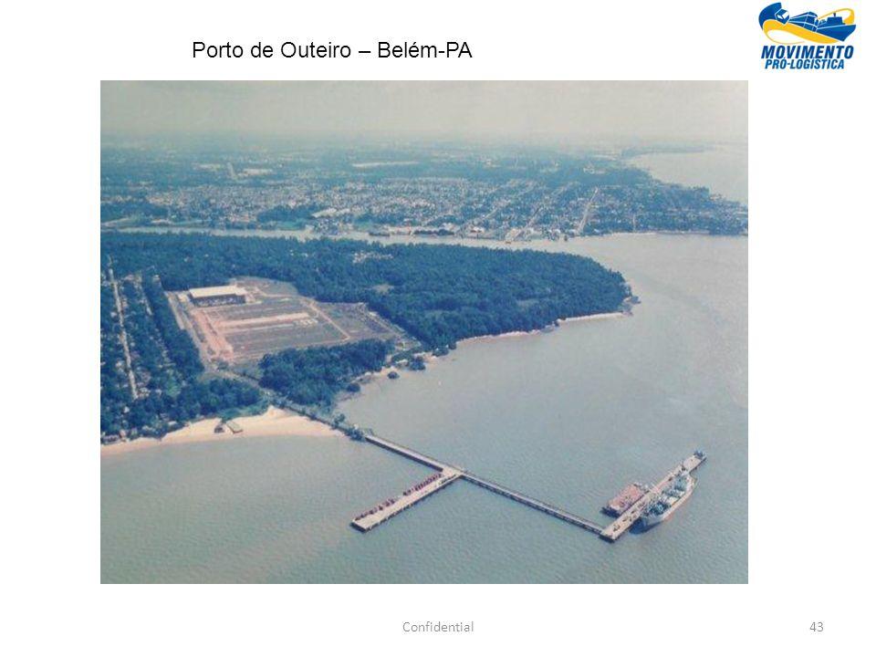 Porto de Outeiro – Belém-PA