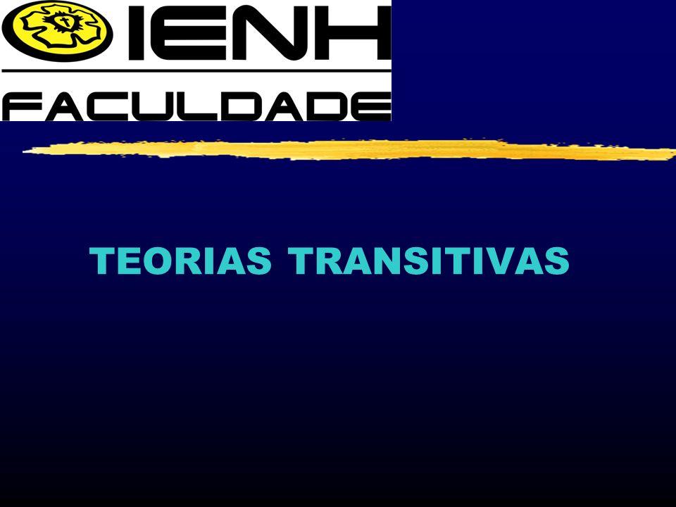 TEORIAS TRANSITIVAS