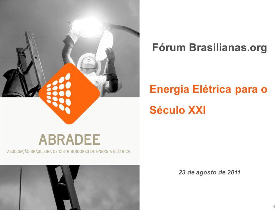 Energia Elétrica para o Século XXI