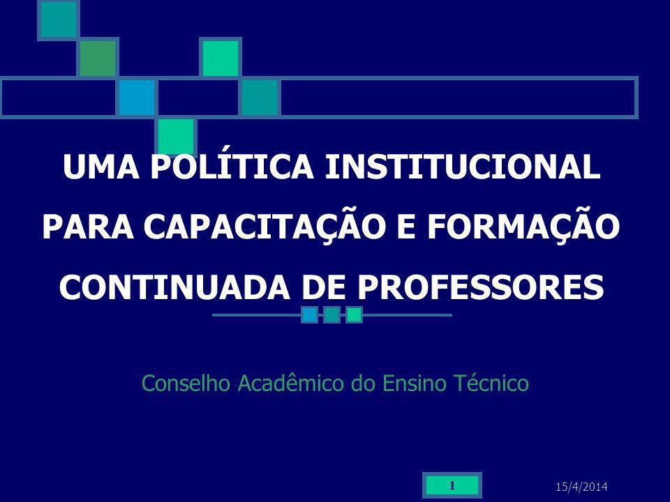 Conselho Acadêmico do Ensino Técnico