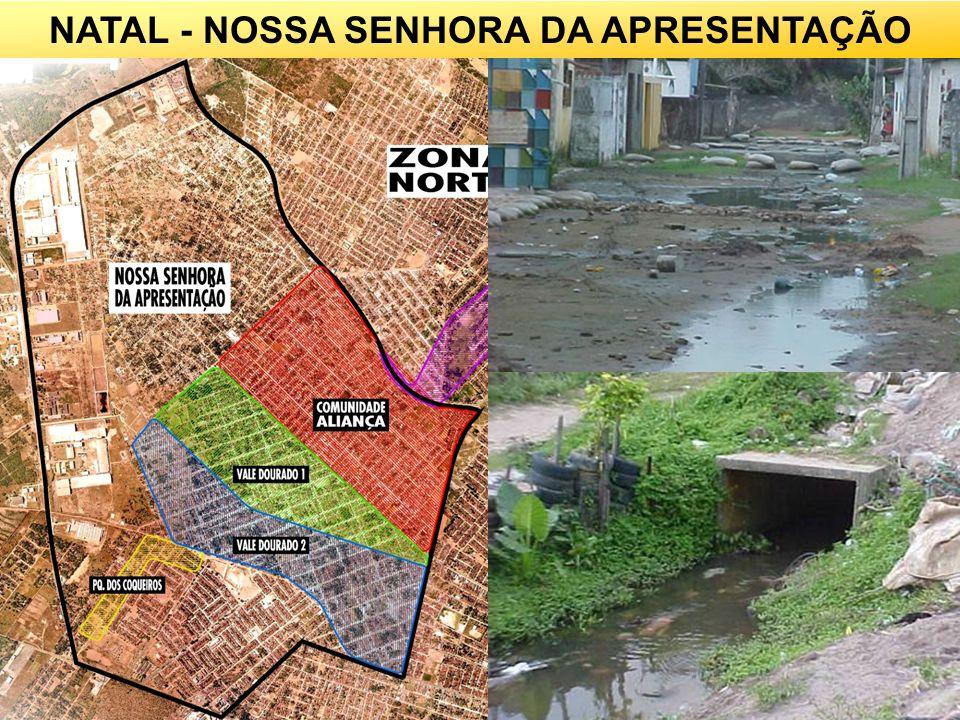 NATAL - NOSSA SENHORA DA APRESENTAÇÃO