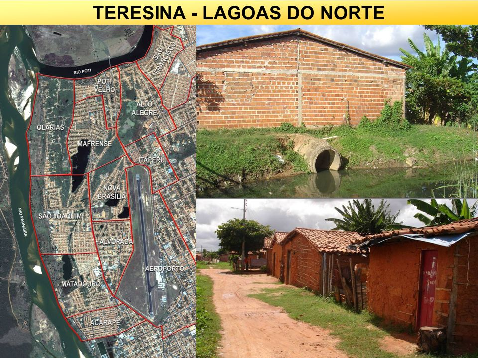 TERESINA - LAGOAS DO NORTE