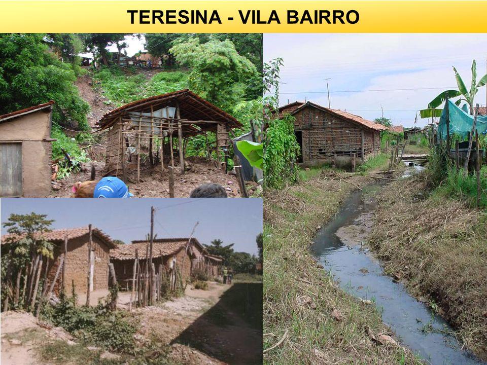 TERESINA - VILA BAIRRO