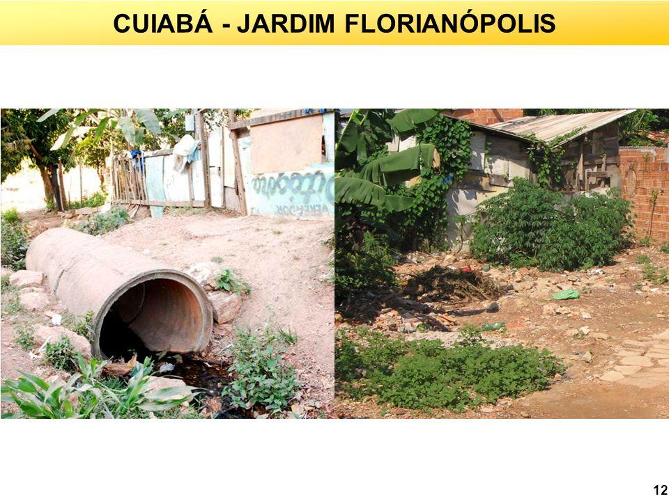 CUIABÁ - JARDIM FLORIANÓPOLIS
