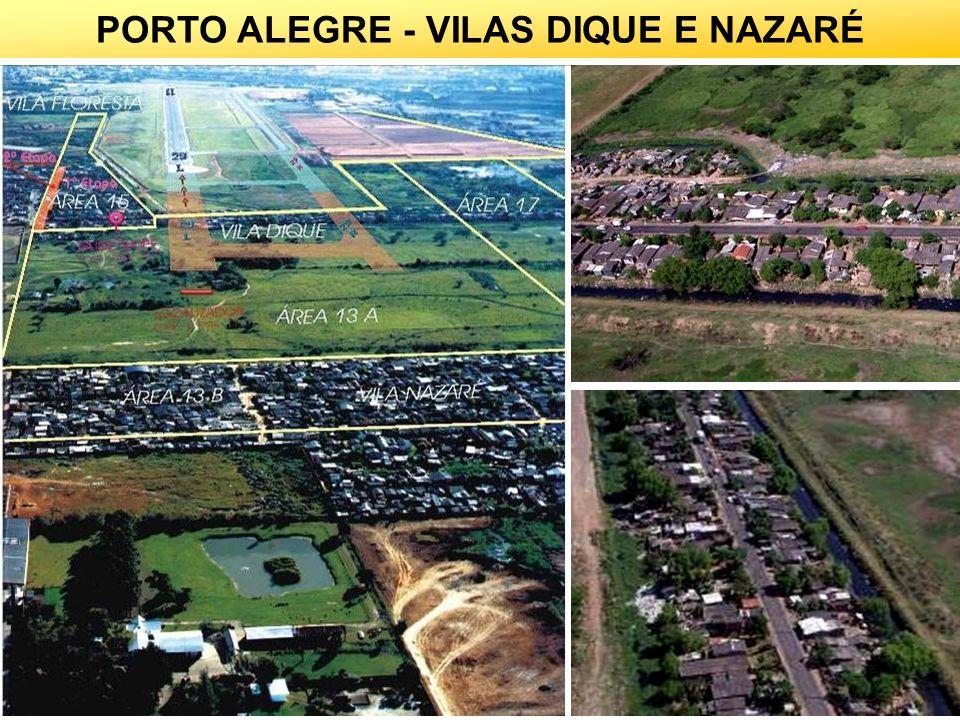 PORTO ALEGRE - VILAS DIQUE E NAZARÉ