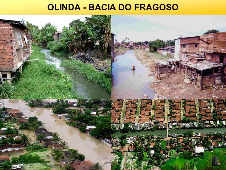 OLINDA - BACIA DO FRAGOSO