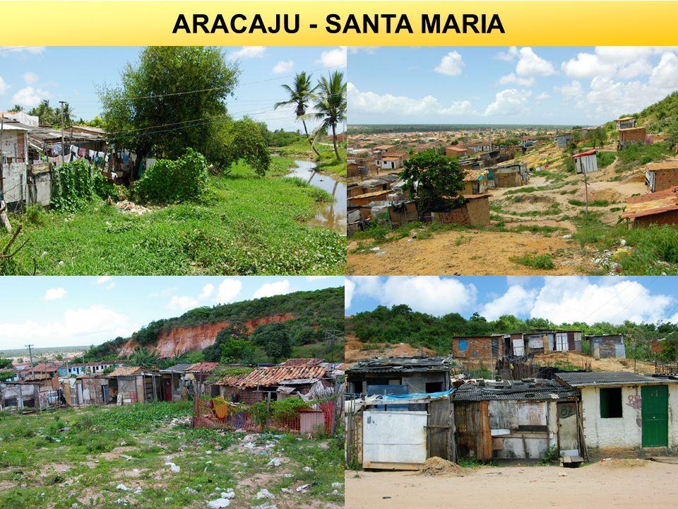 ARACAJU - SANTA MARIA