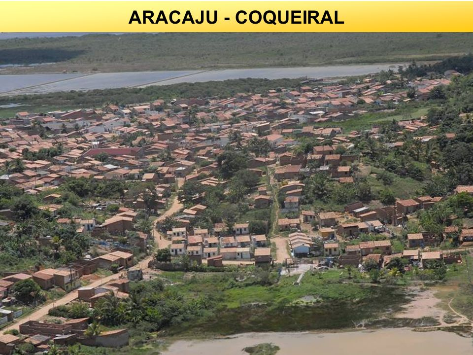 ARACAJU - COQUEIRAL
