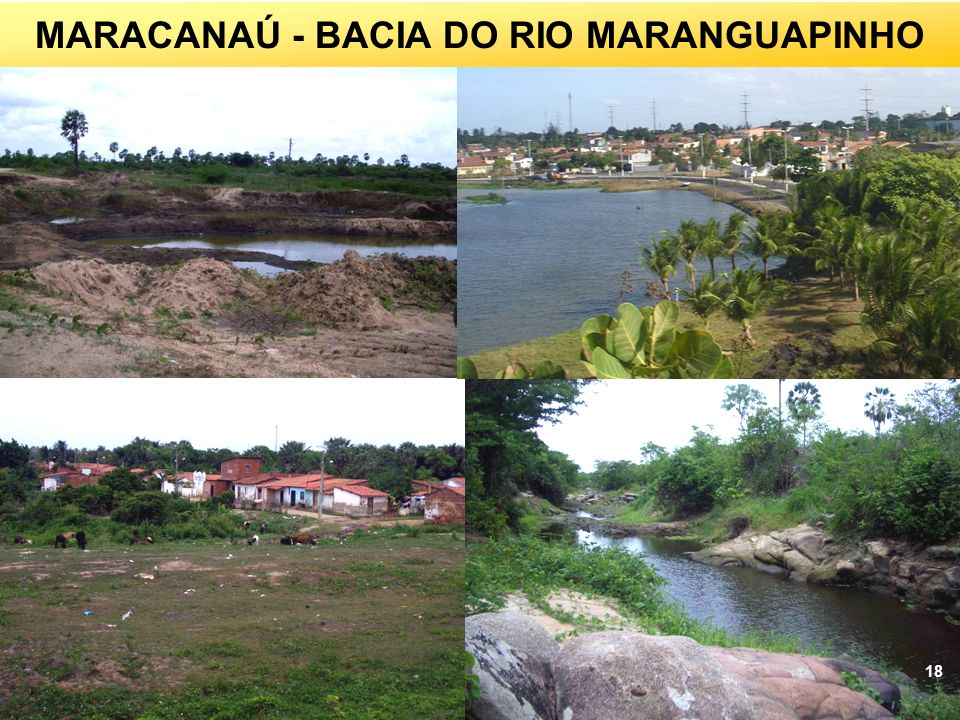 MARACANAÚ - BACIA DO RIO MARANGUAPINHO
