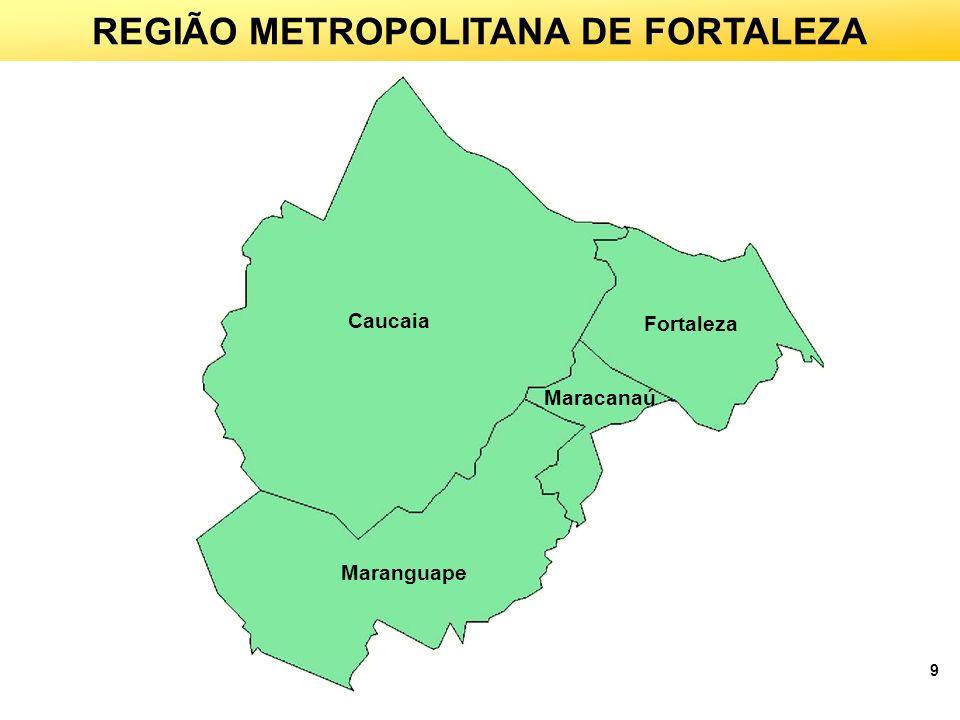 REGIÃO METROPOLITANA DE FORTALEZA