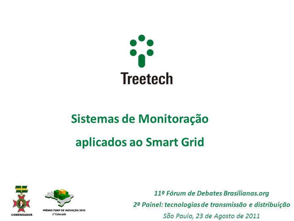 Sistemas de Monitoração aplicados ao Smart Grid