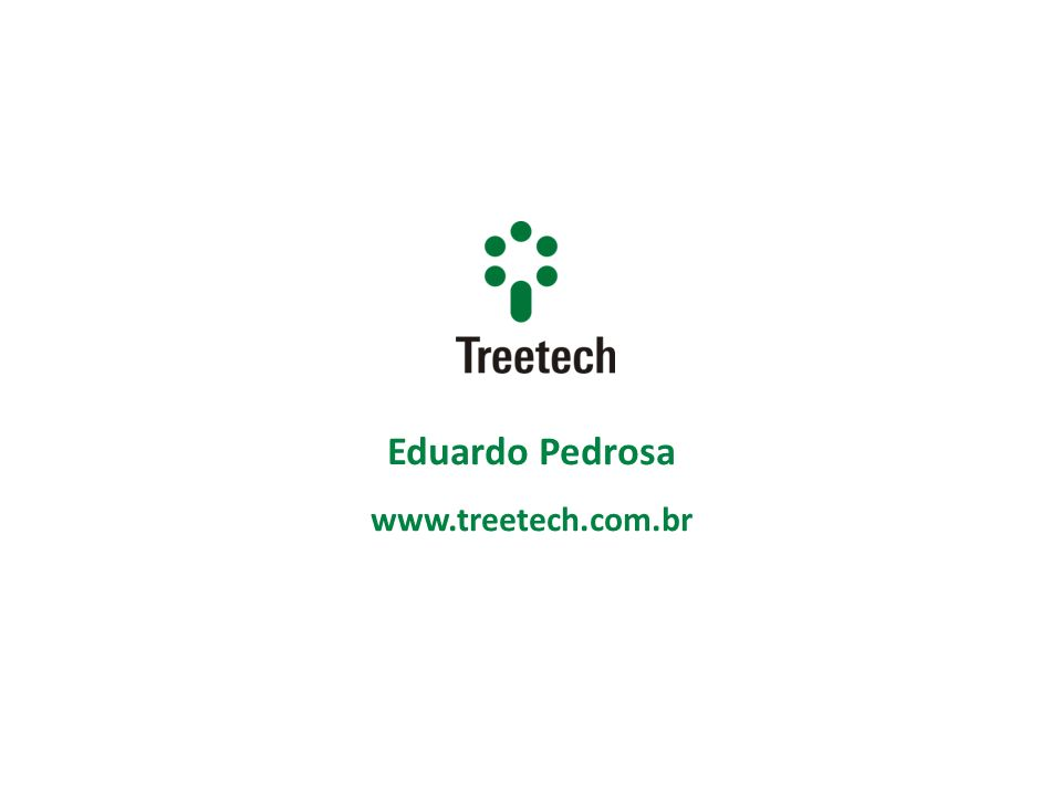 Eduardo Pedrosa www.treetech.com.br