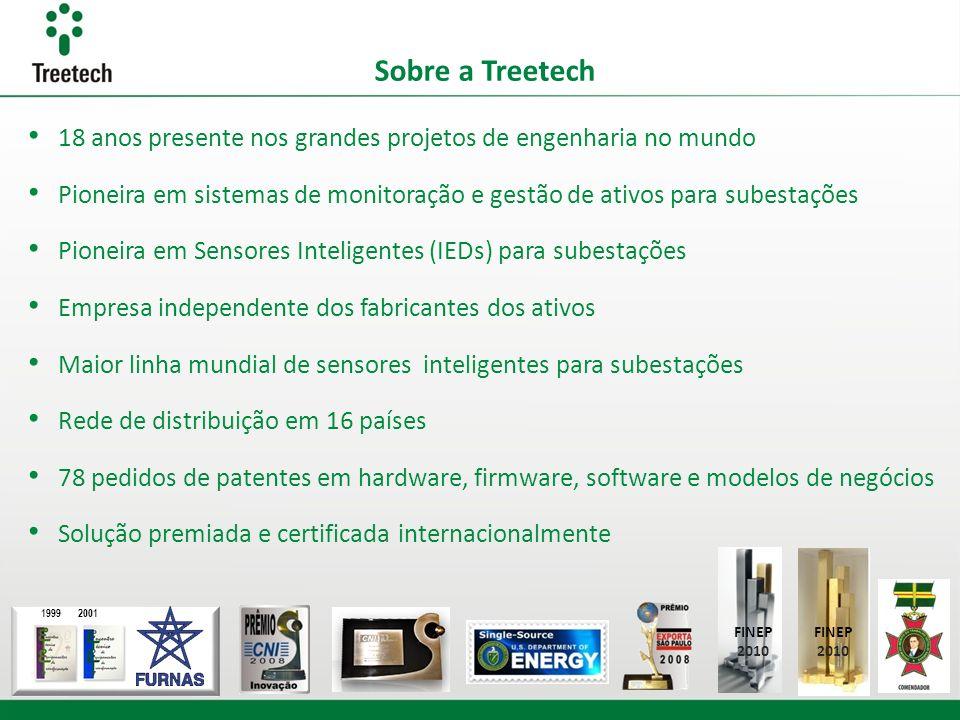 Sobre a Treetech 18 anos presente nos grandes projetos de engenharia no mundo.