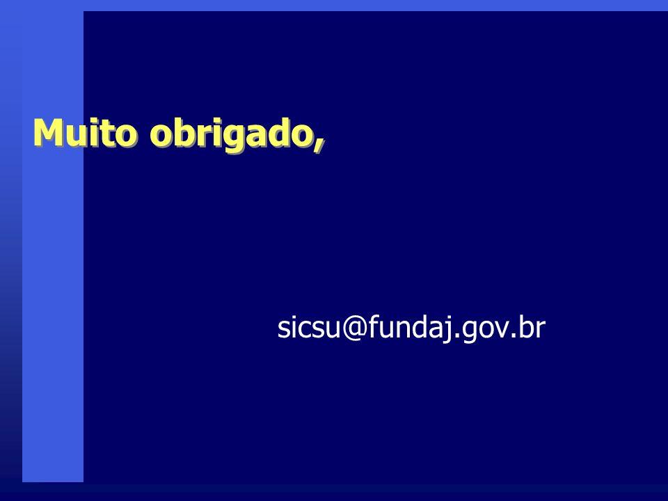 Muito obrigado, sicsu@fundaj.gov.br