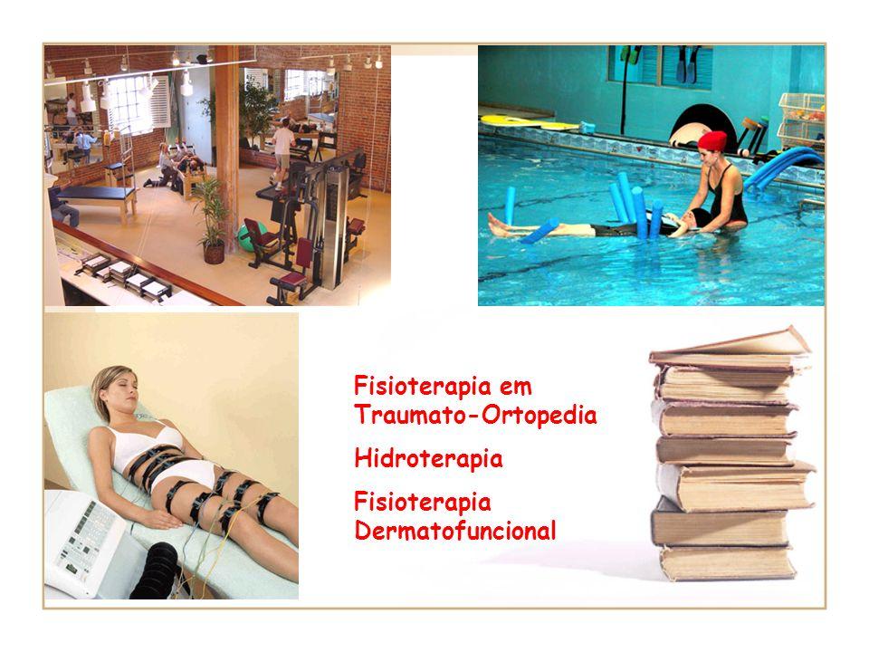 Fisioterapia em Traumato-Ortopedia