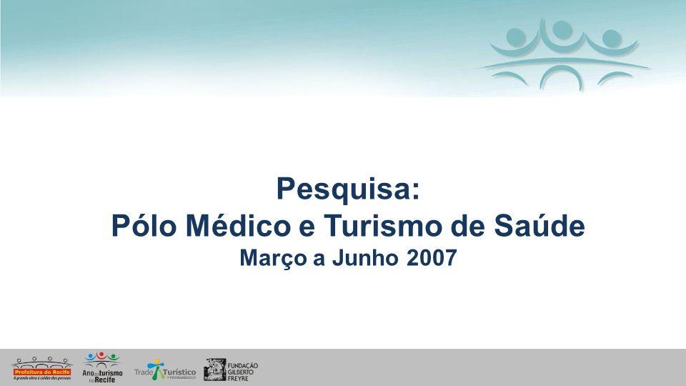 Pólo Médico e Turismo de Saúde