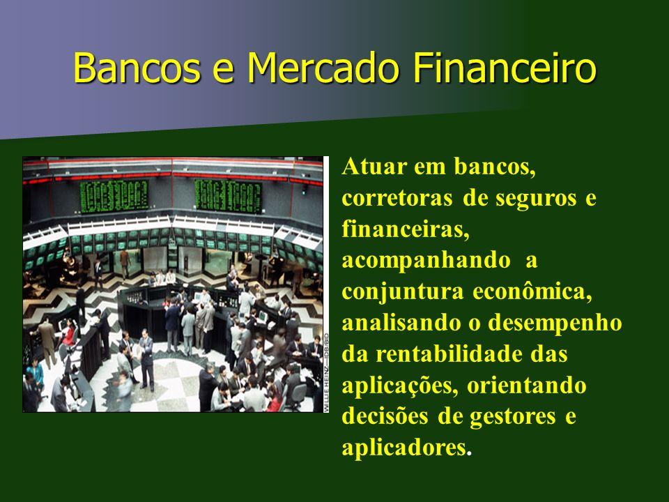 Bancos e Mercado Financeiro