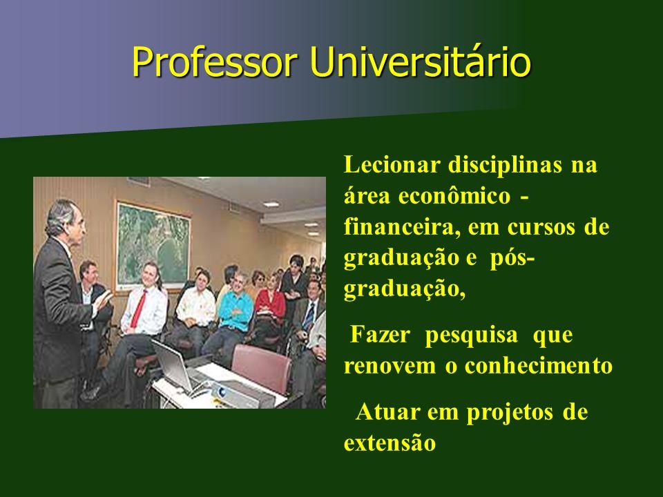 Professor Universitário