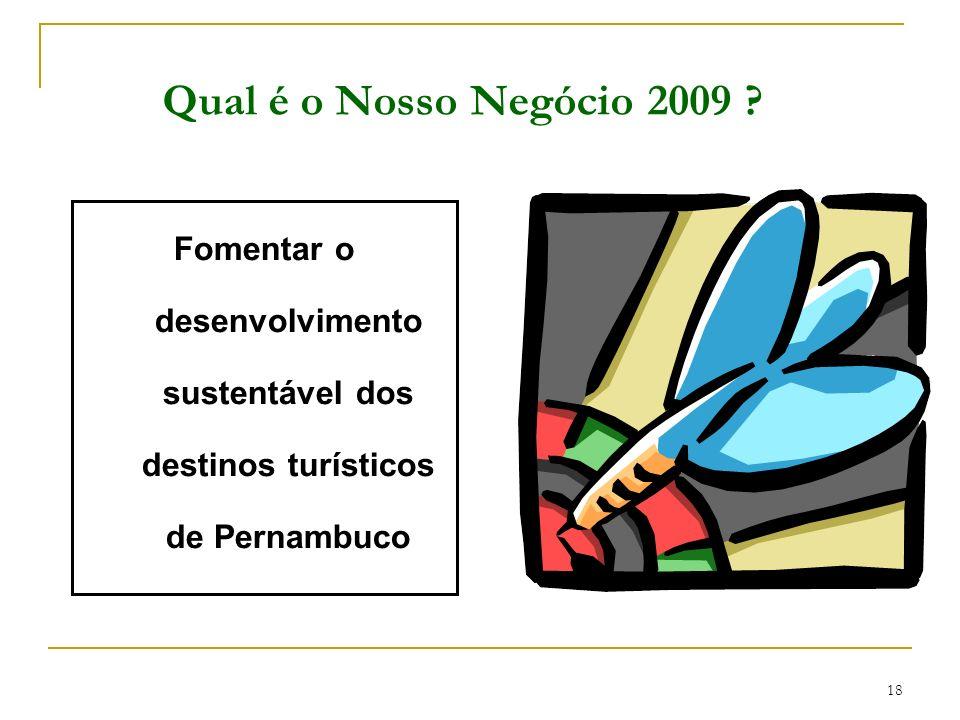 Qual é o Nosso Negócio 2009 .
