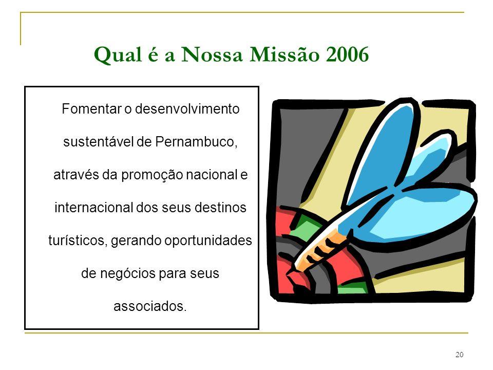 Qual é a Nossa Missão 2006