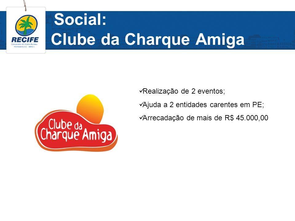 Social: Clube da Charque Amiga