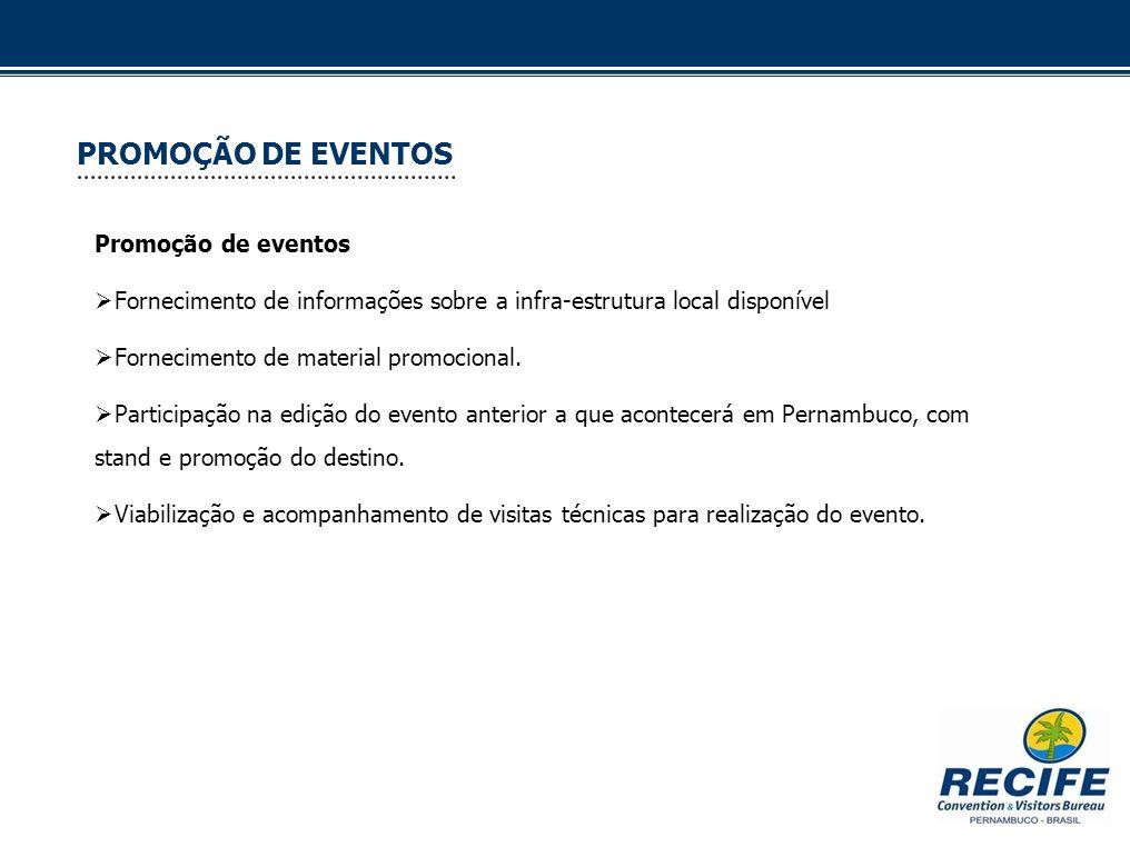 PROMOÇÃO DE EVENTOS Promoção de eventos
