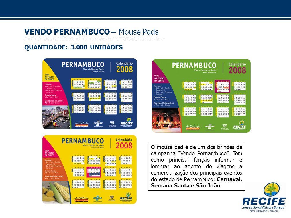 VENDO PERNAMBUCO – Mouse Pads