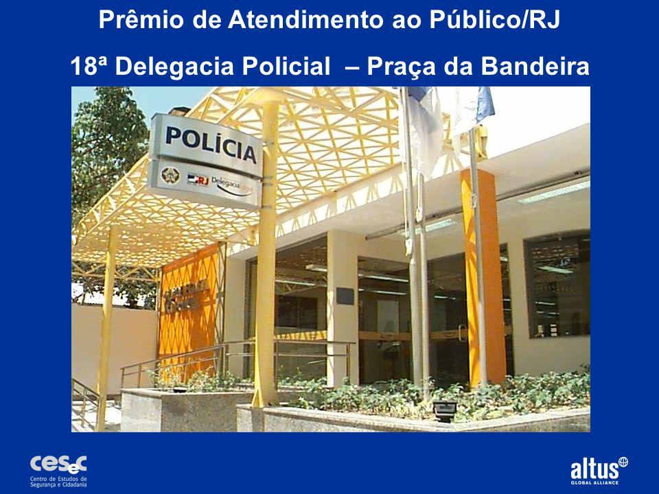 Prêmio de Atendimento ao Público/RJ