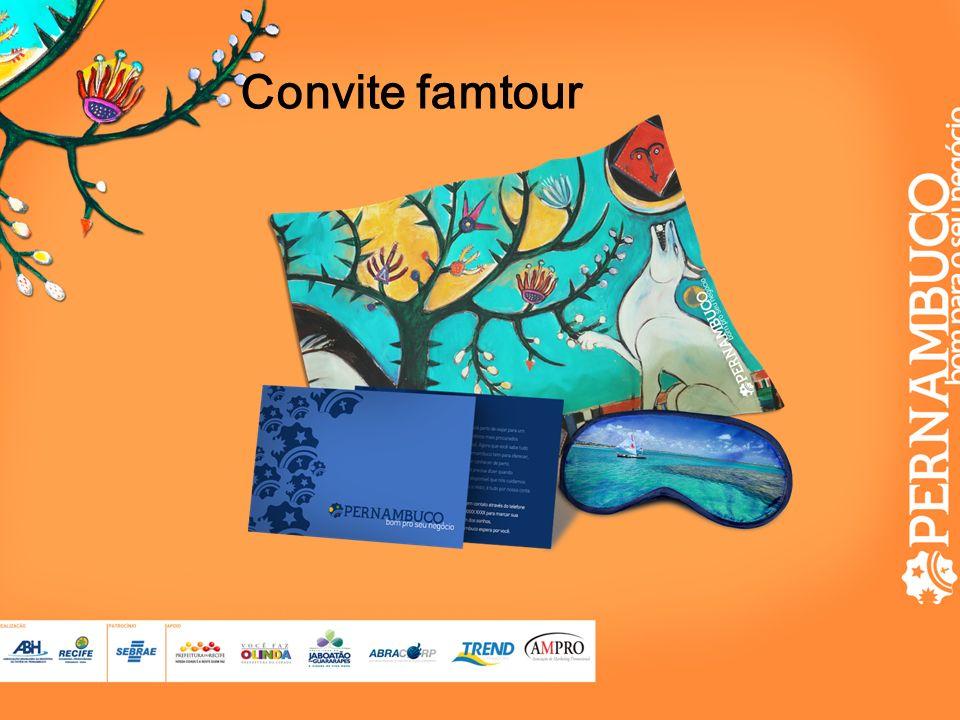 Convite famtour