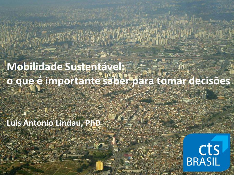 Mobilidade Sustentável: o que é importante saber para tomar decisões