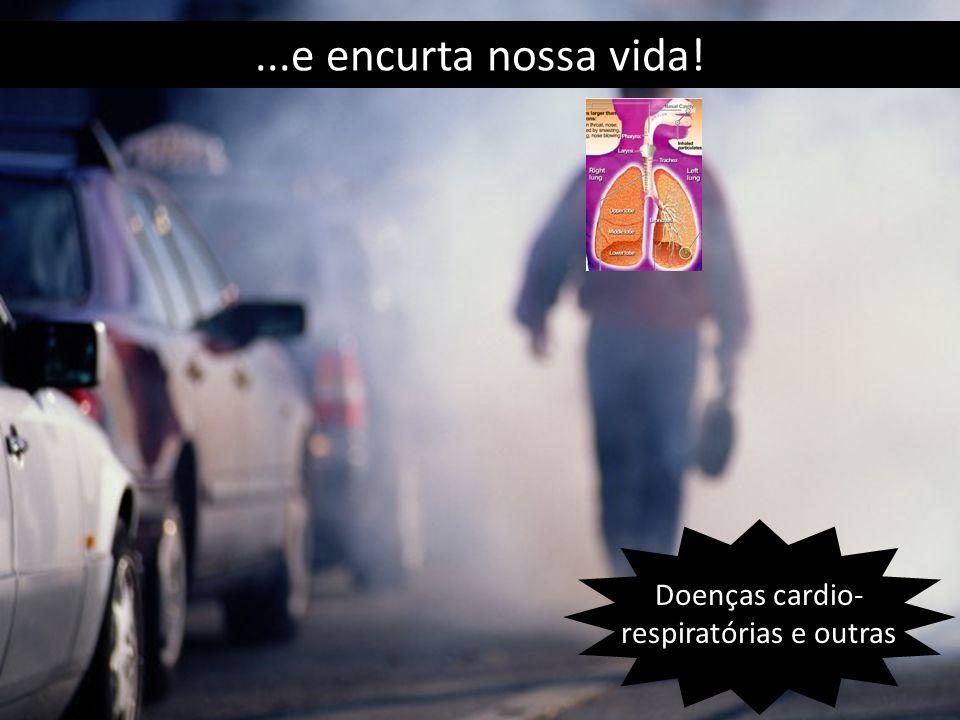 Doenças cardio-respiratórias e outras