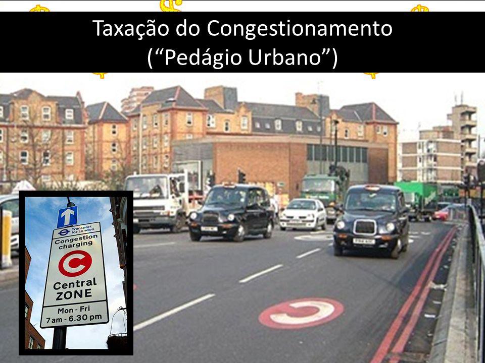 Taxação do Congestionamento