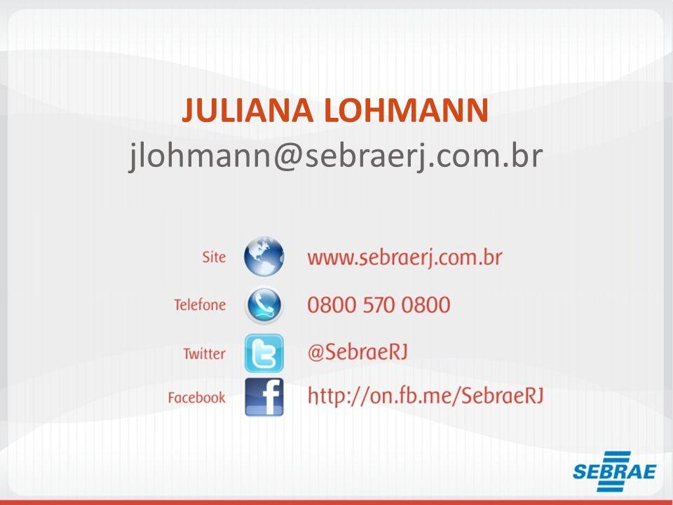 JULIANA LOHMANN jlohmann@sebraerj.com.br