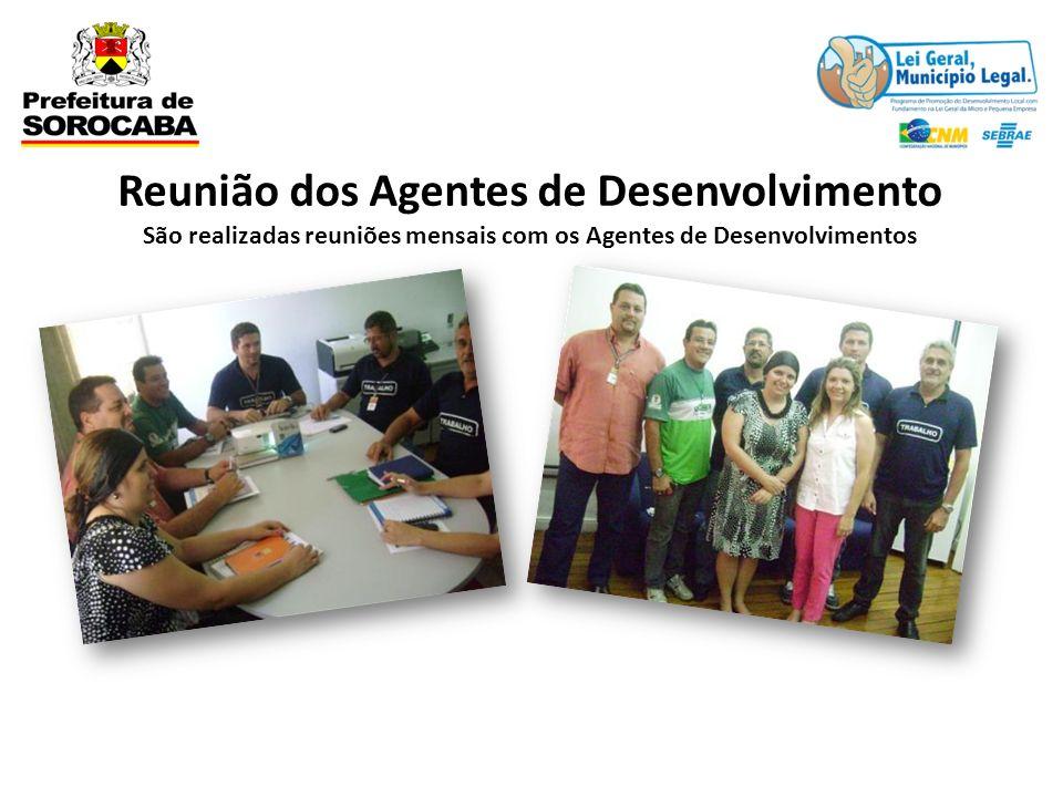 Reunião dos Agentes de Desenvolvimento