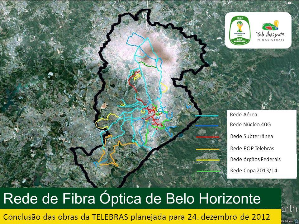 Rede de Fibra Óptica de Belo Horizonte