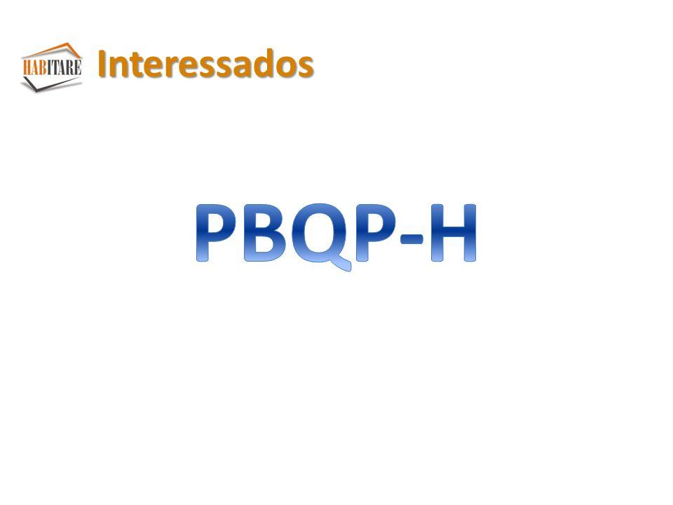 Interessados PBQP-H