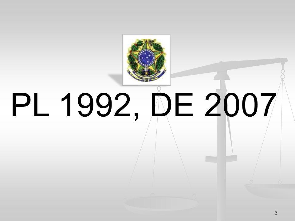 PL 1992, DE 2007