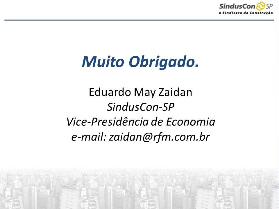 Vice-Presidência de Economia e-mail: zaidan@rfm.com.br