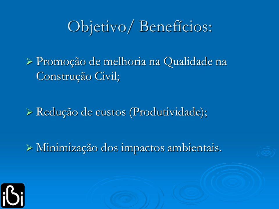 Objetivo/ Benefícios: