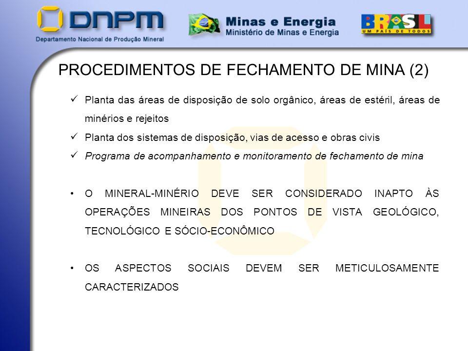 PROCEDIMENTOS DE FECHAMENTO DE MINA (2)