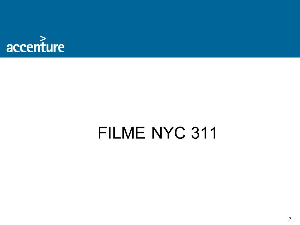 FILME NYC 311