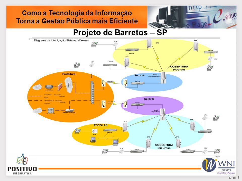 Projeto de Barretos – SP