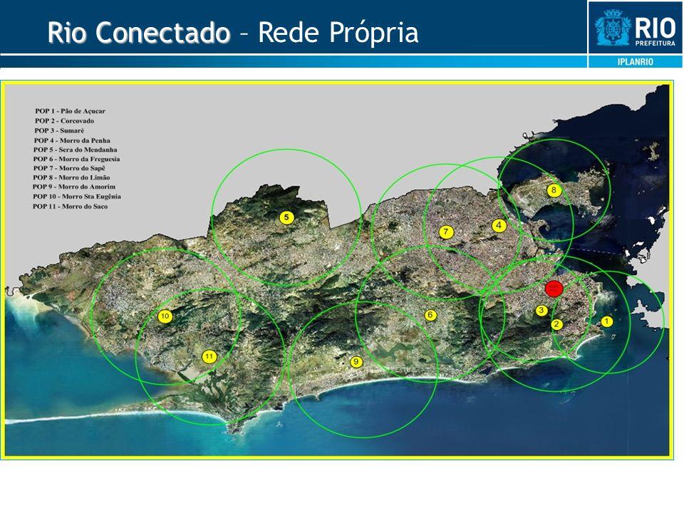 Rio Conectado – Rede Própria