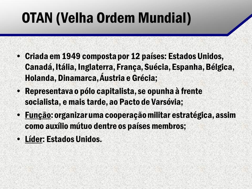 OTAN (Velha Ordem Mundial)