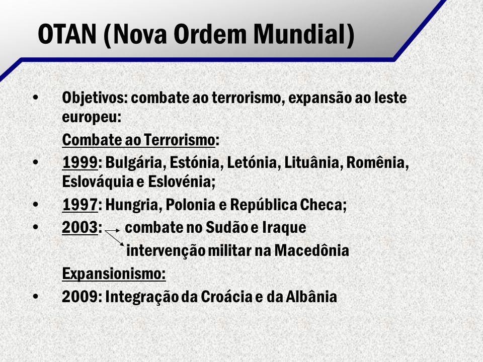 OTAN (Nova Ordem Mundial)